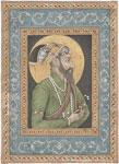 untitled, The emperor Alamgir [Aurangzeb]