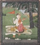 Untitled, Ardhanarishvara
