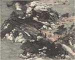 River Landscape (or Landscape with Village) 1966